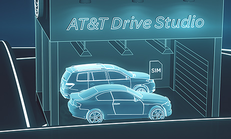AT&T // Vehicle Solutions