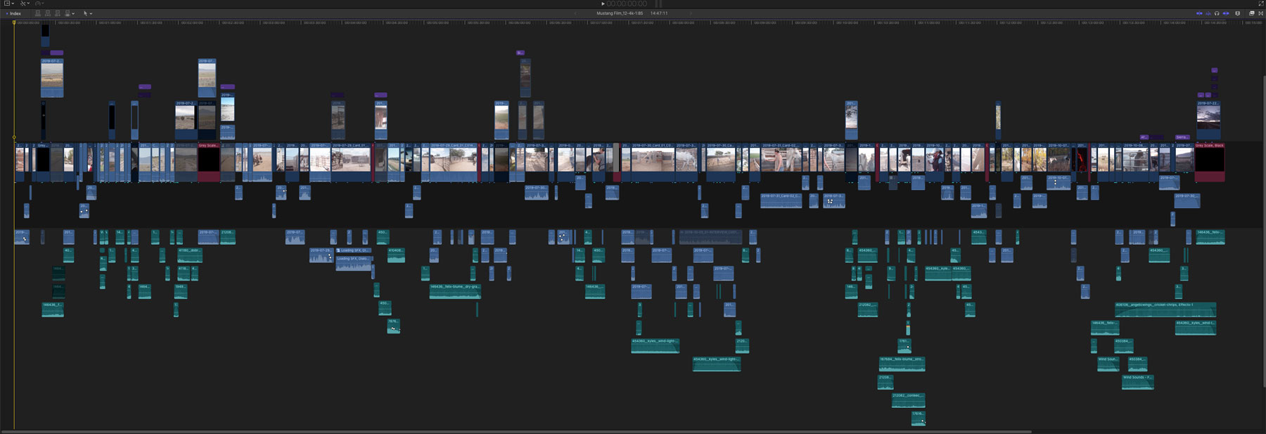 dcbryan-FCPX-timeline
